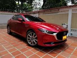 Mazda 3 grand touring automático 2021