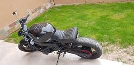 Kawasaki zx 400 k edición limitada cafe racer