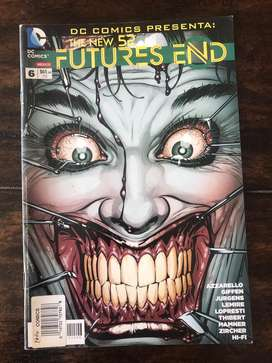 Dc comics: Futures end #6