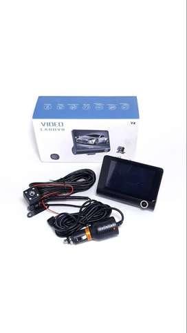 Remate!! Camara para Carro DVR HD 2 Lentes + Cam Reversa Full Hd