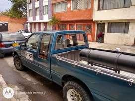 CAMIONETA RECIEN REPARADA SPACE CAB PLACAS BLANCAS