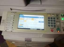 Fotocopiadora, impresora y escaner Ricoh aficio 4001