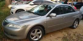 Vendo carro Mazda 6 automatico