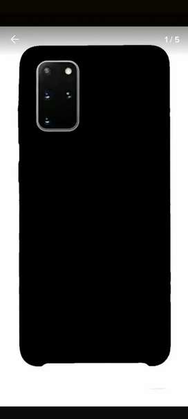 Funda silicon case Samsung S20 plus