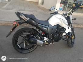Venta moto como nueva