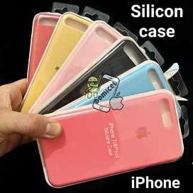 Silicón case iphone