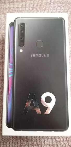 Samsung Galaxy A9 usado 1 año