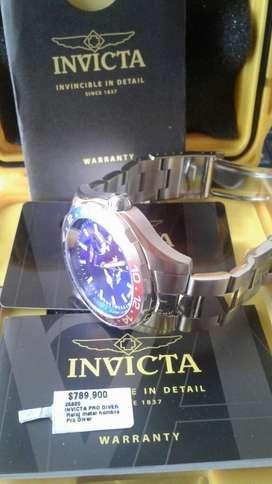 Reloj Invicta Pro Diver 25820 Suizo