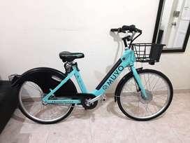 Bicicleta Electrica NUEVA 350watts 30km Autonomia