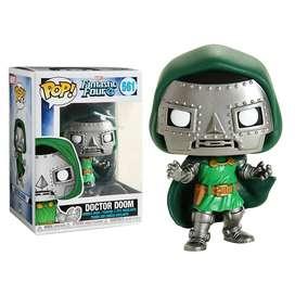 Funko Pop! Marvel - Los 4 Fantasticos - Doctor Doom