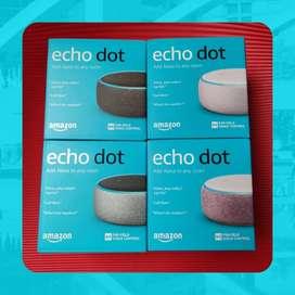 Echo Dot 3ra generación - Nuevo y sellado
