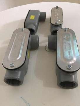 Conduletas para tubos EMT