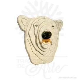 Oso Polar en Instarsia - Precio COP