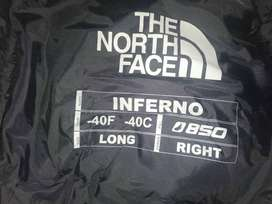 bolsa de dormir the north face inferno