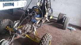Vendo arenero motor 250cc