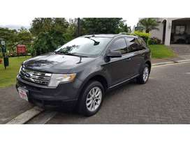 Impecable Ford Edge 2007 Automática