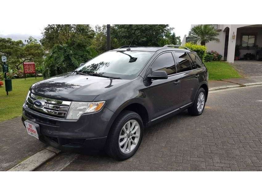 Impecable Ford Edge 2007 Automática 0