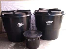 venta de pozos sépticos y tanques en polietileno