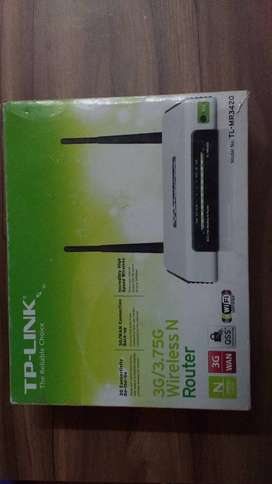 Router Tp-link TL-mr3420