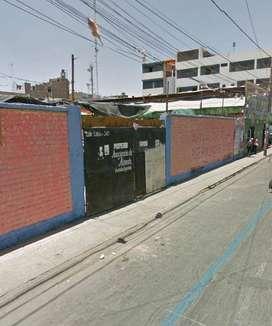 Terreno comercial a 3 cuadras de la plaza de Ica!!