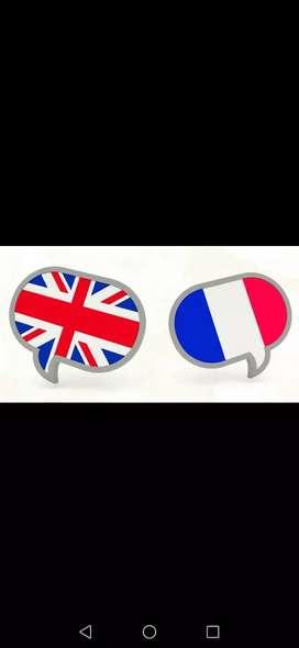 Módulos, trabajos en ingles / francés
