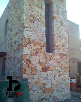 Piedra Natural ( Colocacion Y Material ) Nordelta