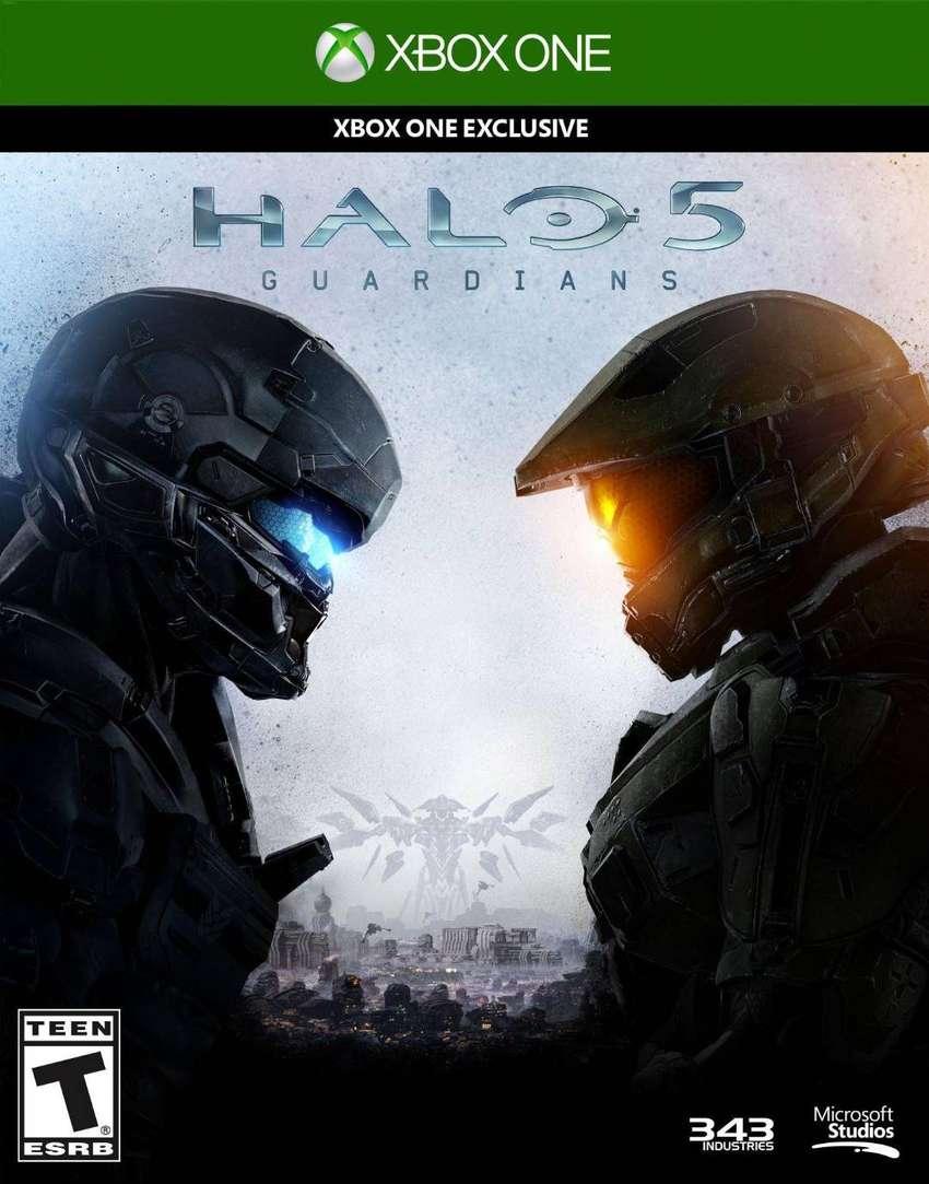 Halo 5 Guardians Xbox One, Físico