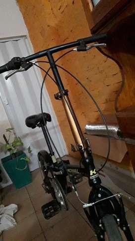 Bicicleta Plegable Koval