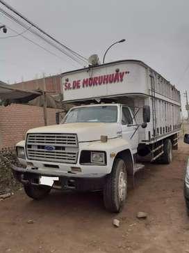 Camión Ford 92'