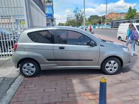Chevrolet Aveo Gt 2010 Full Equipo Aire