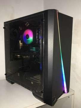 Pc Gamer AMD FX 6350 3.9/4.2 GHZ 125W - 8g Ram Hyprex Fury - Sapphire R7 250 1gb Gddr5 - Evga 430w  - AeroCool Cylon