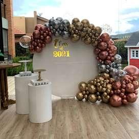 Decoracioncion  globos   Fiesta y eventos Chia, Cajica, Cota
