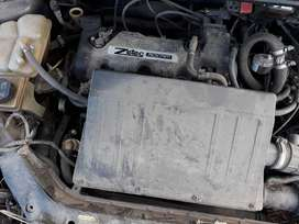 Motor Ford Fiesta Zetec Rocam