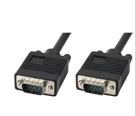 Cable X-Tech  Vga a Vga de 1.8 Mts. Para Monitor Video Beam Portatil