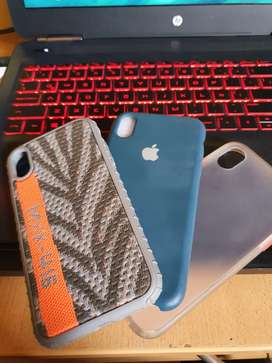 CASES/PROTECTORES IPHONE XR