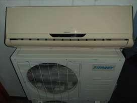 Aire acondicionado surrey 3200 frigorias