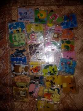 Pokemon armables lote