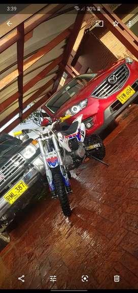 Pitbike Polar 90 cc