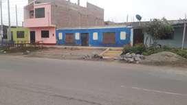 Remato terreno ,pueblo nuevo, chincha ,ica ,jirón cañete 1156,local comercial, céntrico, en pista.