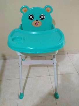 Silla Comedor Niños O Niñas;silla Musica