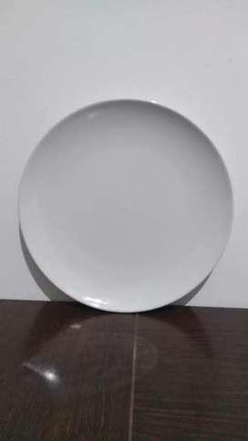 Plato postre 19 cm cerámica