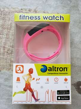 Vendo reloj altron para ejercicios