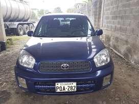 Vendo Toyota Rav-4