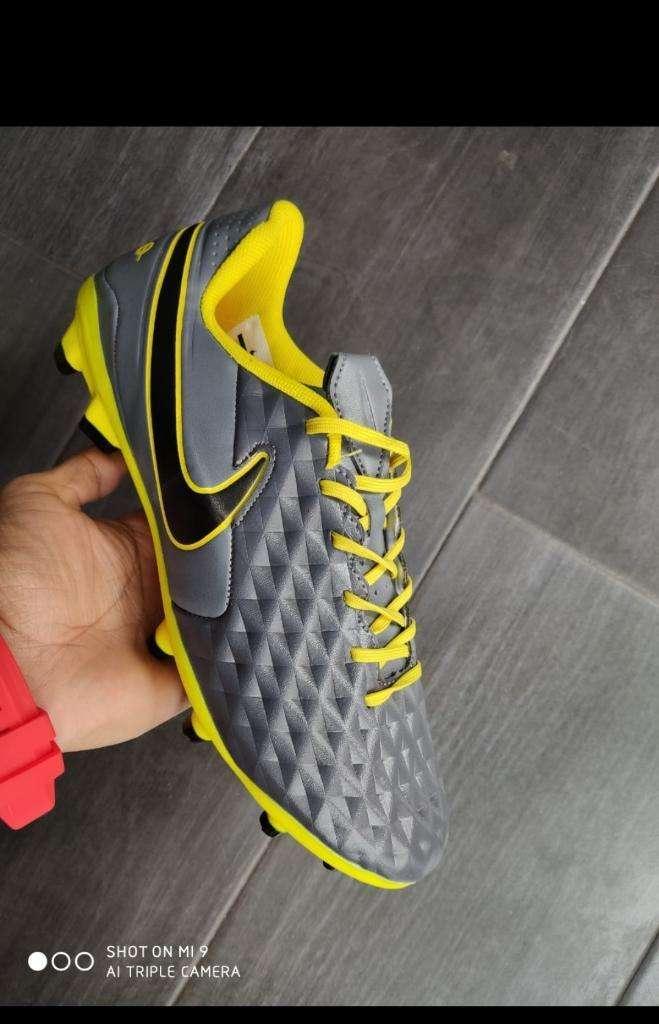 Guayos Nike Tiempo Caballero 0