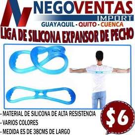 LIGA DE SILICONA EXPANSOR DE PECHO EN DESCUENTO EXCLUSIVO DE NEGOVENTAS