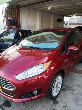 Ford Fiesta Titanium Full Equipo 2016