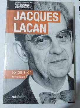 Vendo Libros Lacan