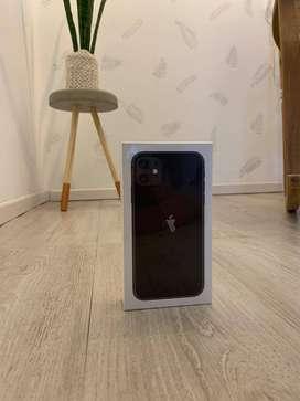 iPhone 11 sellado con garantia oficial