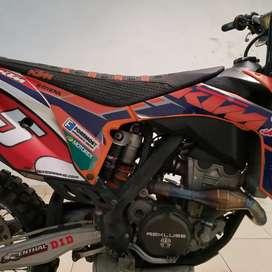 KTM 350SXF MODELO 2012