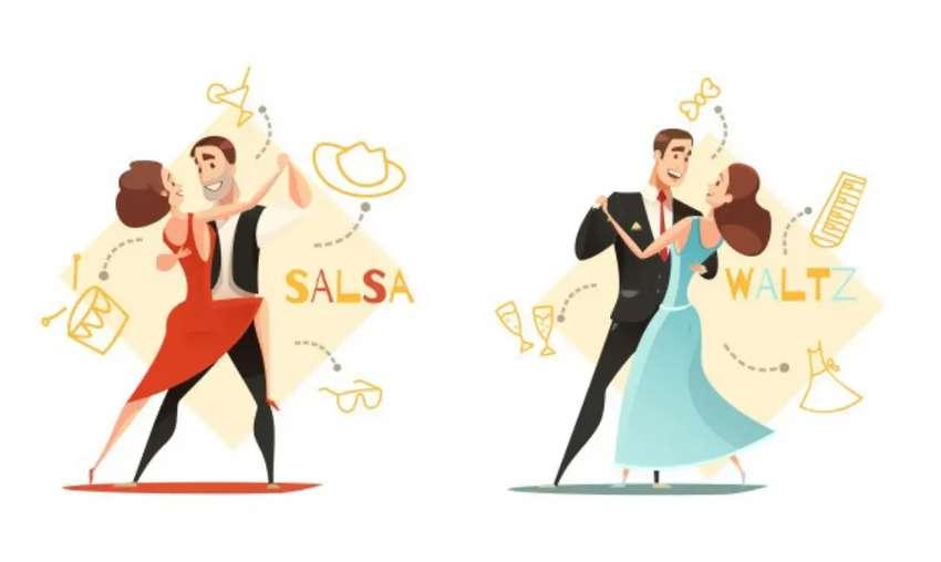 Aprende a bailar Salsa y Bachata desde 0